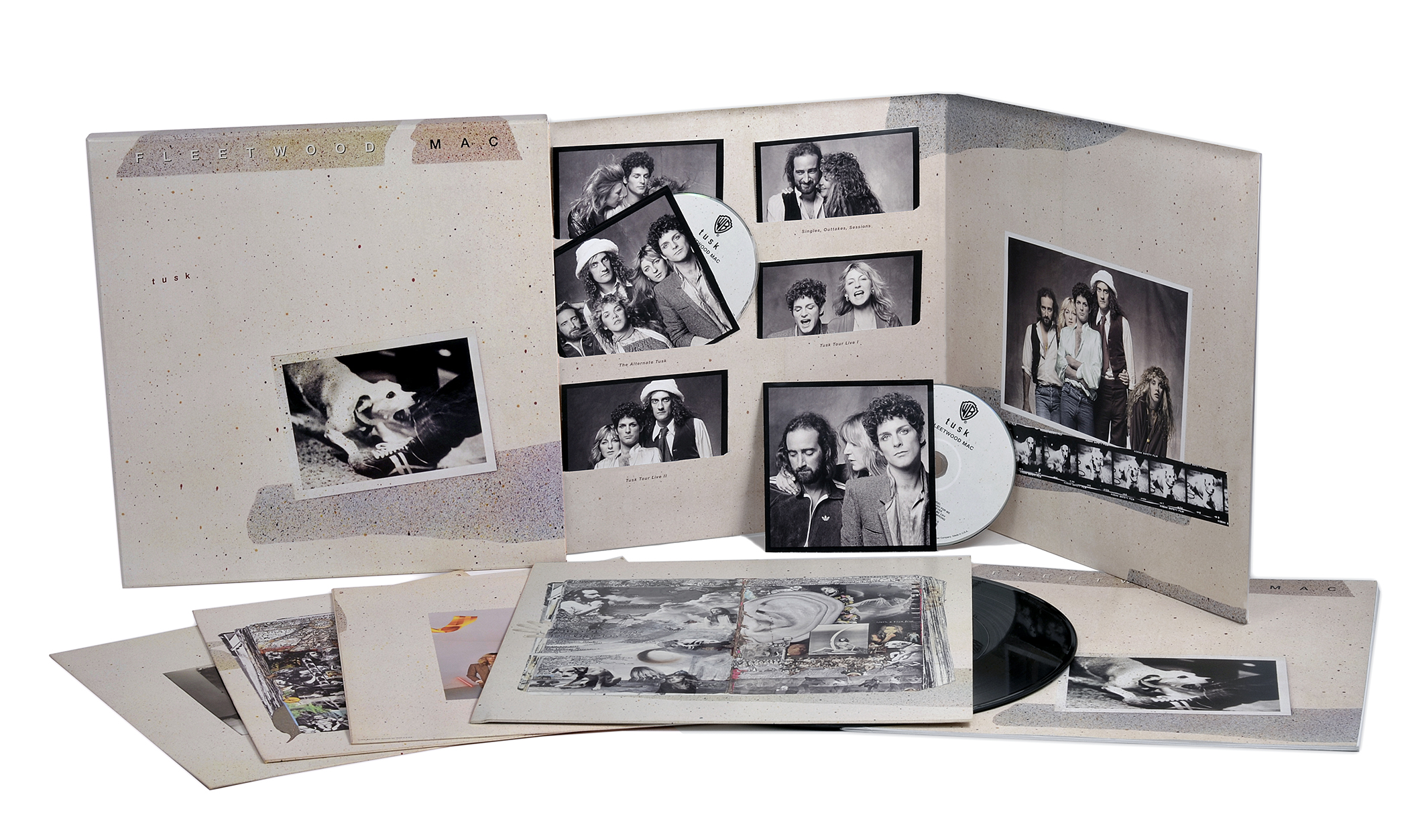 Fleetwood Mac TUSK Deluxe Product Shot