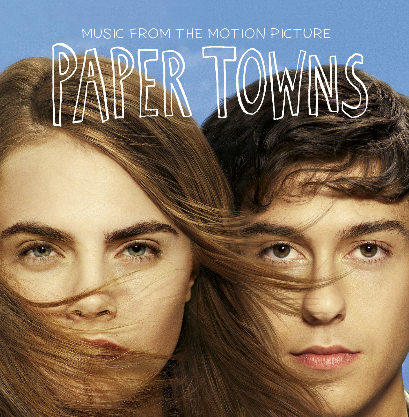 OST - Music From The Motion Picture Paper Towns